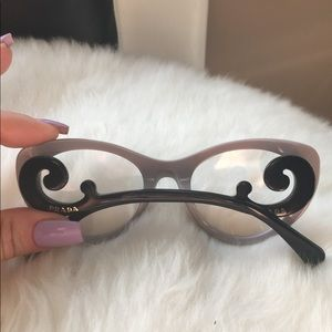 50914534528 Prada Accessories - Prada swirl baroque VPR 06q auth glasses frame