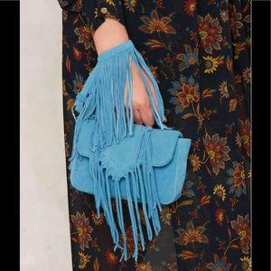 🆕 #228 Sam Edelman Camille leather wristlet bag