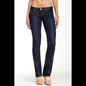 True Religion Straight Jeans