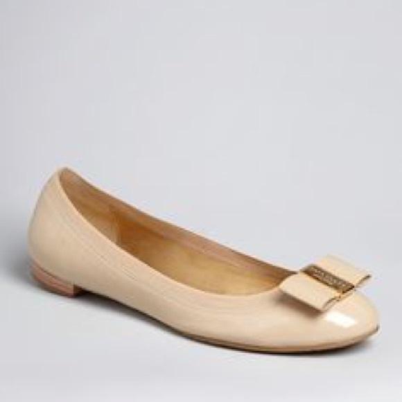 7d7de70f7f5 kate spade Shoes - Kate Spade Thyme Bow Ballet Flats