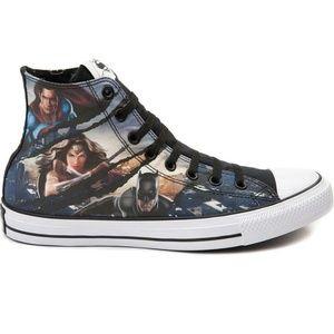 8418a73db295 Converse Shoes - NWT Converse Chuck Taylor DC Comics Wonder Woman