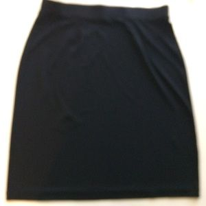 Dana Buchman Skirts - Dana Buchman Black skirt. Size large. 3/$30