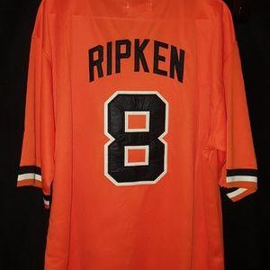 f4e7a624134 Mitchell   Ness Shirts - NWT Orioles Cal Ripken Jr Jersey