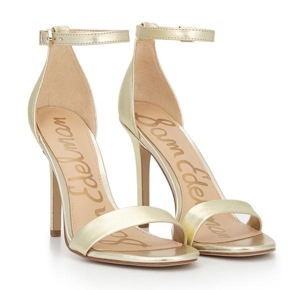 51025d1055bb0 Amee Ankle Strap Sandals. M 59a0bc51a88e7da34101035a