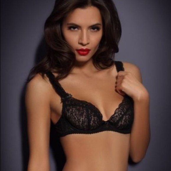 0f040cd432 Agent Provocateur Other - Agent Provocateur Mercy Plunge Bra