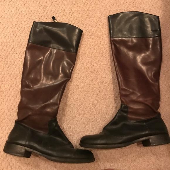 96ac45f3c62 Ralph Lauren rider boot