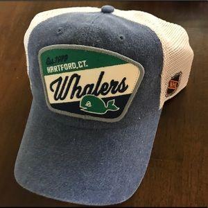 Vintage Hartford Whalers Hat