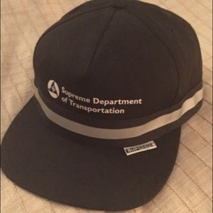 622e5a68 Supreme Accessories - ⚠️NEW⚠️Supreme Department of Transportation 3M