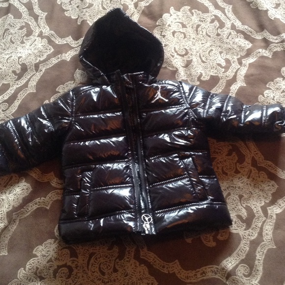 a058377b45c0 Jordan Other - Baby Jordan bubble coat