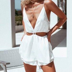 3ac8045c4adb Sabo Skirt Dresses - Sabo Skirt Elton Cutout Playsuit