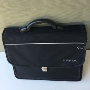 Mary Kay briefcase bags black
