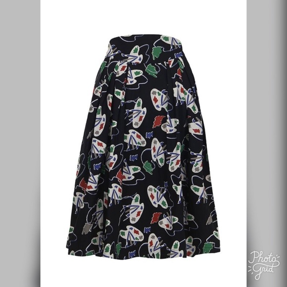 FLORENCE Skirt Painters Palette NEW Emily And Fin Skirt