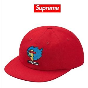 577182f4830 Supreme Accessories - ON HOLD SUPREME FW17 Red Gonz Ram 6-Panel Hat Cap