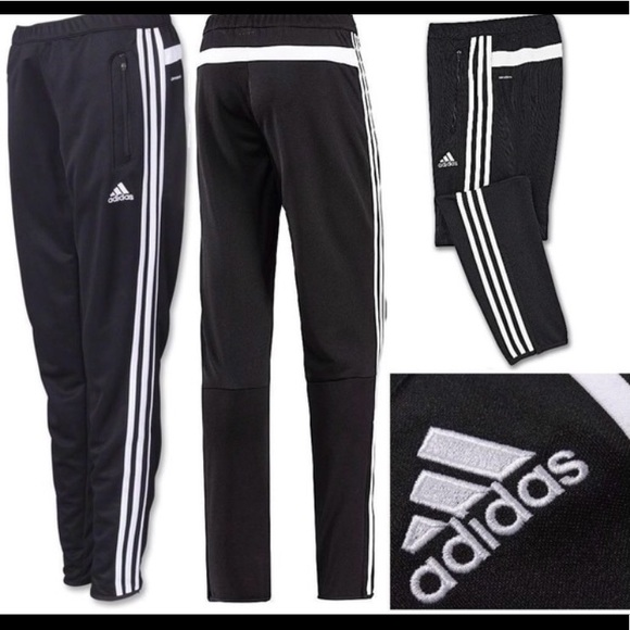 new product 0bd57 91590 Firm - Adidas Tiro 13 Climacool Skinny Pants, S Boutique