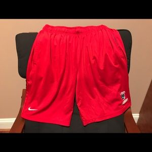 Nike mens dri fit Shorts