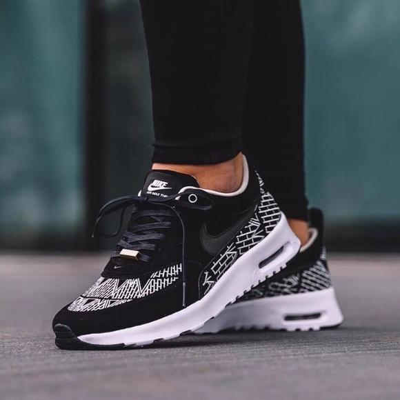 Womens Nike Air Max Thea Lotc Nyc Sneakers Poshmark