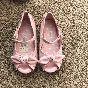 Other - Light pink girl shoes