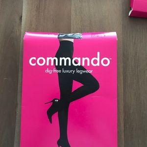 eeb3ea8d21e Commando Accessories - Commando ultimate opaque matter tights