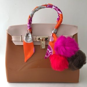 Handbags - Summer Beach Handbag Beachkins bag Birkins style