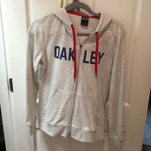 Women's oakley sweatshirt