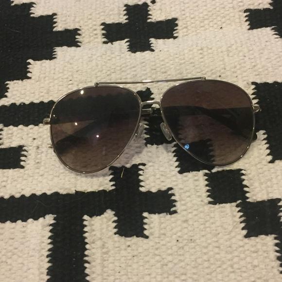 Fossil Accessories - Fossil Aviator Sunglasses