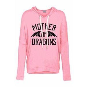 Mother of Dragons Khaleesi Daenarys Hoodie