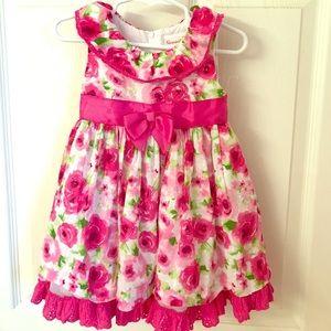 Nannette Girls Dress  2T