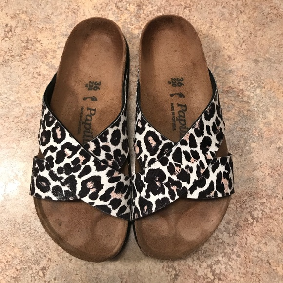 7c55184741d3 Birkenstock Shoes | Papillio Daytona Platform Sandals | Poshmark
