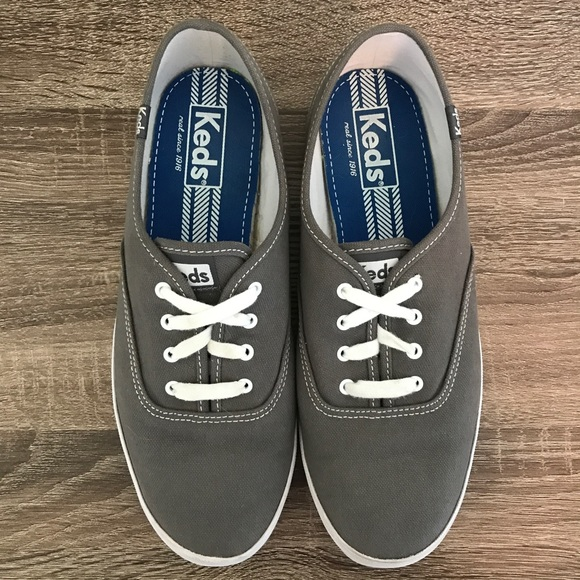 b238de32e7d Keds Shoes - Keds Champion Original Sneaker Grey Graphite 9