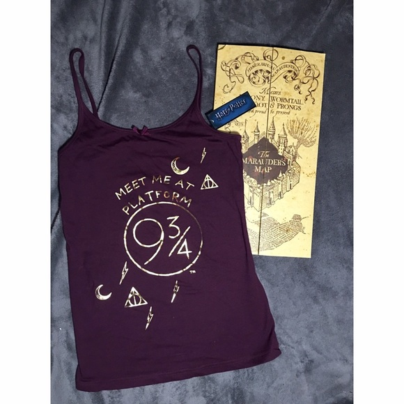 0807b50a1316fe ❄️WINTER SALE❄️Harry Potter tank top