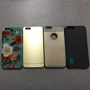 Other - iPhone 6 Plus used cases