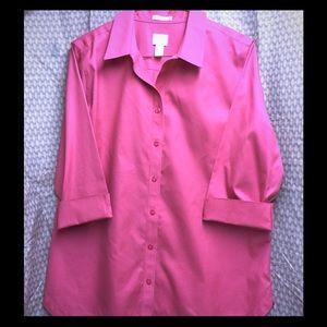 EUC Chicos blouse