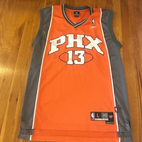 innovative design 32555 bb512 Steve Nash Swingman Phoenix Suns Jersey