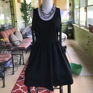 "Super cute ""little black dress"""