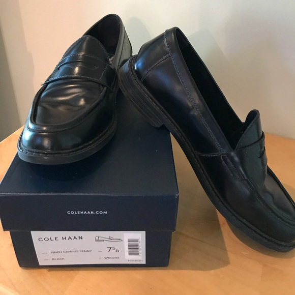 9a59f40f294 Cole Haan Shoes - Cole Haan Pinch Campus Penny Loafers