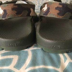 827b3443da46 Chaco Shoes - RARE Chaco Z1 Classic Sandal Men s Size 13 Camo