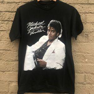 Michael Jackson thriller graphic T-shirt