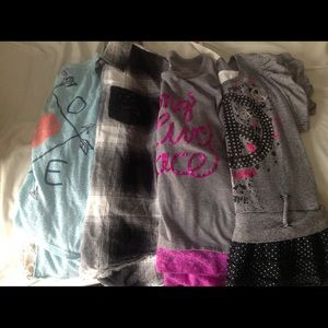 Other - Girls size 12 tops.