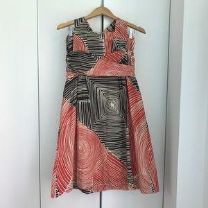 Anthropologie We Love Vera Study of Shapes Dress