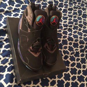 1f5ff4dfa Custom Hati   Jamaican Slides 🇯🇲🇭🇹 Jordan Retro 8s ...