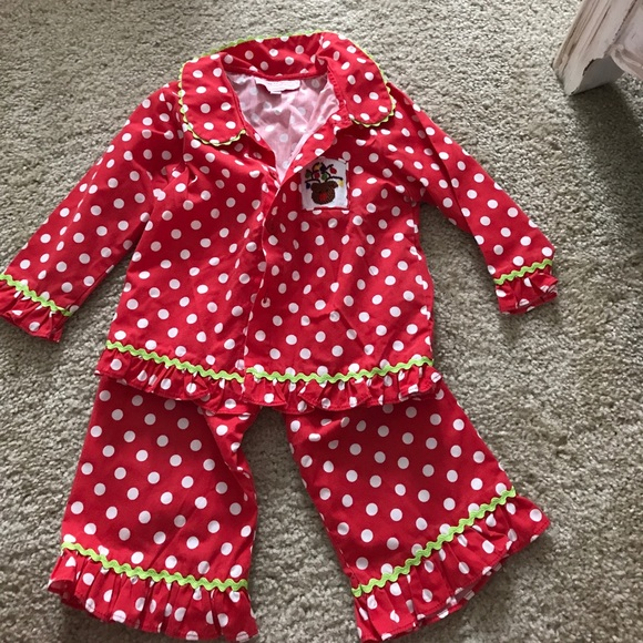 4048e1d36 Sassy Little Sprout Pajamas