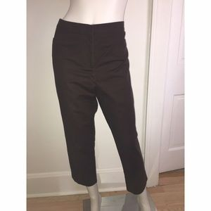 Chico's Sz 2  Brown Pants