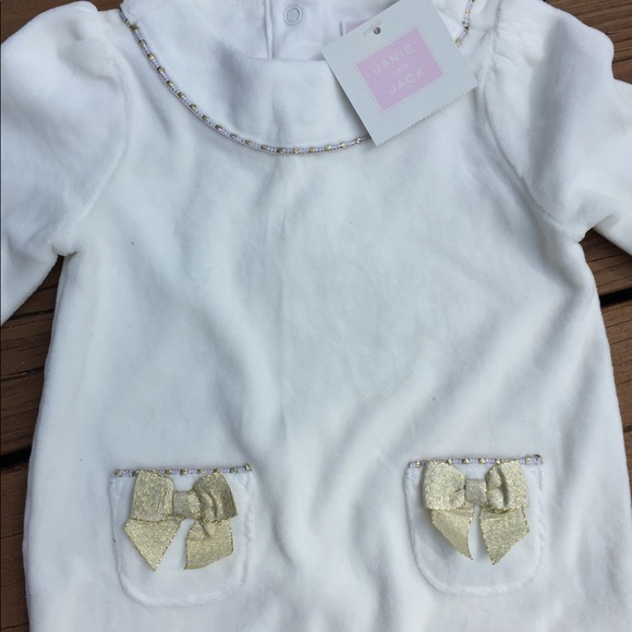 Janie and Jack One Pieces - Janie & Jack 3-6 month one piece outfit