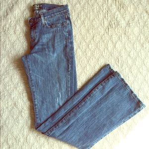 Abercrombie & Fitch Boot Cut Jean size 4R