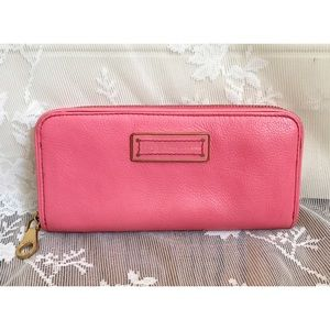 Marc Jacobs Too Hot To Handle Coral Wallet