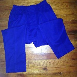 🌟FREE🌟Electric Royal Blue Kim Rogers Pants