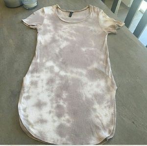 Tops - Rayon s/M marble tye die tunic or dress Comfy Chic