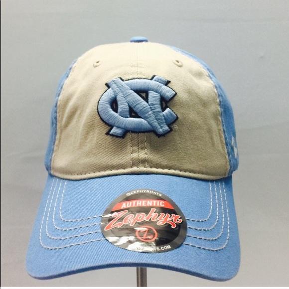 de7b26cfc90 North Carolina Dad hat. NWT. Zephyr