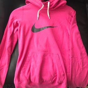 XS Pink Nike Hoodie