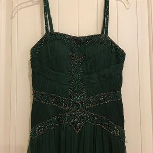 Dresses & Skirts - NWT Sue Wong Dress Emerald Green NWT Size 2